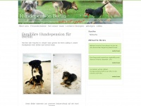 Hundepension Berlin
