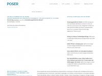 Rechtsanwalt Ulrich Poser, Hamburg, Fachanwalt für Urheber- und Medienrecht