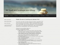 Training und Coaching in Frankfurt / Aschaffenburg - Peter Rach Training und Coaching