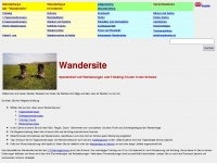 wandersite.ch