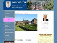 weidenthal.de