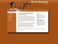 Martin Reuthner, Musiker - Bigbandleitung und Section-Unterricht