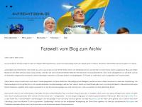 aufrechtgehn.de | Liebevoll bösartige Betrachtungen über den Eurovision Song Contest.
