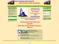 www.camping-online-shop.de - ..Markenzelte direkt einkaufen..
