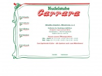 nudelstube-carrara.de