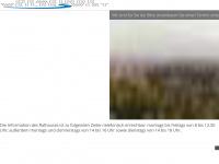 Gemeinde Weilerswist - Herzlich Willkommen in Weilerswist!