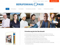 Berufswahlpass.de - Berufswahlpass - Startseite