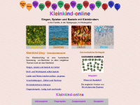Kleinkind-online.de - Kleinkind-online - Singen, Spielen, Basteln, Infos