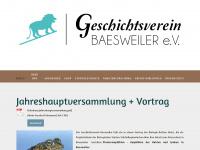 geschichtsverein-baesweiler.de