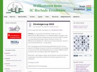 Rochade Emsdetten » Schachverein