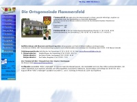 Homepage der Ortsgemeinde Flammersfeld