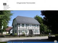 Ortsgemeinde Flammersfeld: Startseite