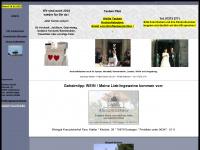 Briefkaschde private Linksammlung, Hochzeitstauben Bellheim