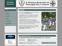 St.Sebastianus Bruderschaft und Schützengilde 1742 e.V. | Schützenverein in Nickenich