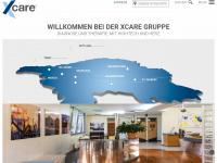 Xcare | Radiologie Nuklearmedizin Strahlentherapie im Saarland und der Region Trier