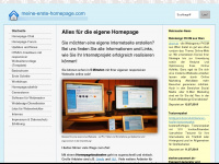meine-erste-homepage.com
