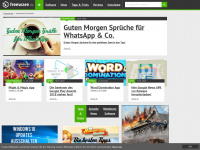 Freeware.de - Download kostenlose Software & Spiele!