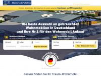 Wohnmobil-galerie.de - Gebrauchte Wohnmobile ver/kaufen | Wohnmobil-Galerie
