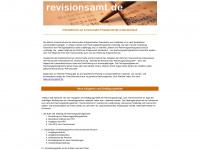 Revisionsamt - Organ der kommunalen Finanzkontrolle