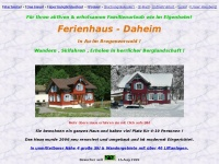Ferienhaus-Daheim in Au im Bregenzerwald