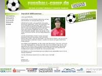 Startseite - Fußball-Camp Waldstetten