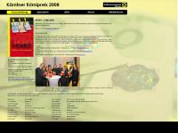 Kärntner Krimipreis 2008 - Money. Geschichten von schönen Scheinen *** Startseite