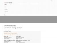 maxandfriends.de