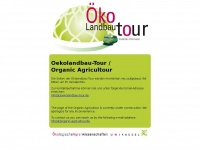 Willkommen - Oekolandbau-Tour