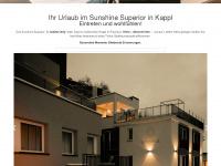 Hotel Sunshine in Kappl - 4 Sterne Genießer-Hotel in Tirol - Hotel Kappl