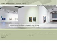 kub2 · Flexible und wiederverwendbare Ausstellungswände