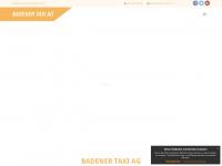 .:: BADENER TAXI AG ::..:: 056 222 55 55 ::.