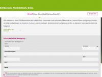 Homepage Grünes Bündnis Bern: Home