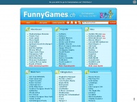 FunnyGames.ch - Onlinespiele für Jung und Alt!