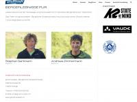 Bergführer für Eisklettern, Hochtouren und Freeriden