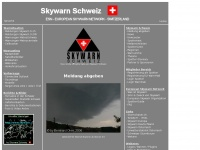 Skywarn Schweiz / Suisse / Svizzera / Switzerland