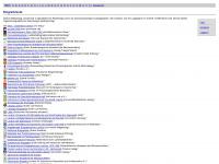 Biogramme.de: Verzeichnis deutschsprachiger Kurzbiographien