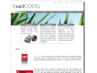 Exactcode.de - ExactCODE: Home