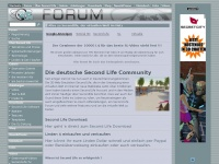 Alles zu Secondlife, der virtuellen Welt im Netz,Second Life Forum,Second Life Download,Anleitungen,Galerie u.v.m.