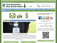 Jaymcgillicuddy.com - The New Hampshire Real Estate Golfer