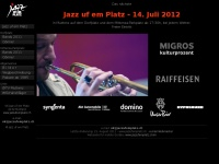 Jazz uf em Platz 2014