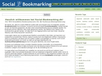 social-bookmarking.dk
