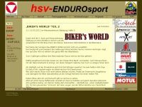 hsv - ENDUROsport.at | ENDE! Gelände! |HEERESSPORTVEREIN SALZBURG, Home