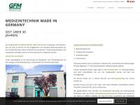 gfm-gmbh.com