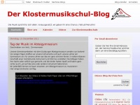 klostermusikschule.blogspot.com Thumbnail