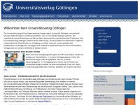 univerlag.uni-goettingen.de