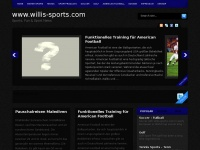www.willis-sports.com | Sports, Fun & Sport News