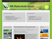 Willkommen beim VfL Tennis