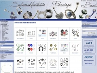 - Schmuckfantasie - Piercings, Beads, Italy Charms - (03.05.2012, 02:12:20)