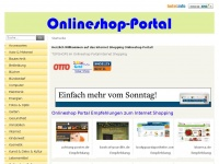 Onlineshop Portal-Internet Shopping-Shopladen-Online Shopping - Onlineshop Portal zum Internet Shopping Online Shopping