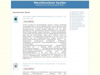 waschtrockner-kaufen.de